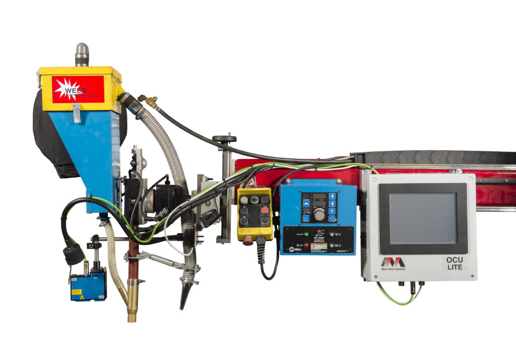Submerged Arc Welding Equipment